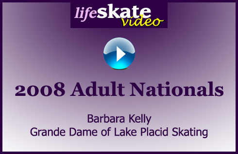 Play this video. At the 2008 U.S. Adult Figure Skating Championships in Lake ...